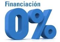 Financiación al 100%, sin intereses